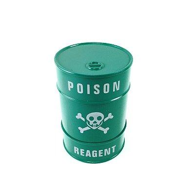 Triturador de Metal Poison Verde