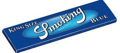 Seda King Size Blue Smoking