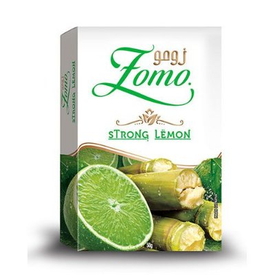 Essência Strong Lemon Zomo