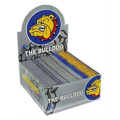 Caixa de Seda Silver Slim The Bulldog