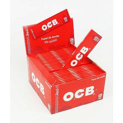 Caixa de Seda Red XXL OCB