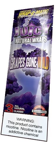 Blunt GRAPES GONE WILD Juicy