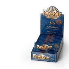 Caixa de Seda 1/4 Pay-Pay