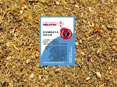 Kumbaya Okun com Tabaco 1 KG MOLOTOV