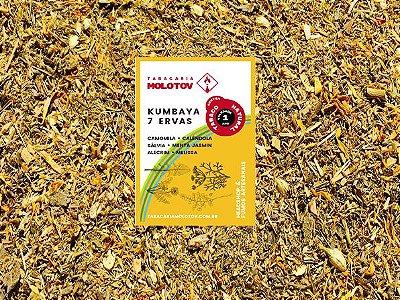 Kumbaya 7 Ervas com Tabaco 1 KG MOLOTOV