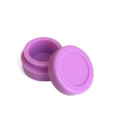 Silicone Oil Slick Rosa