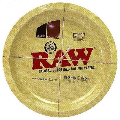 Bandeja Redonda Grande Classic RAW