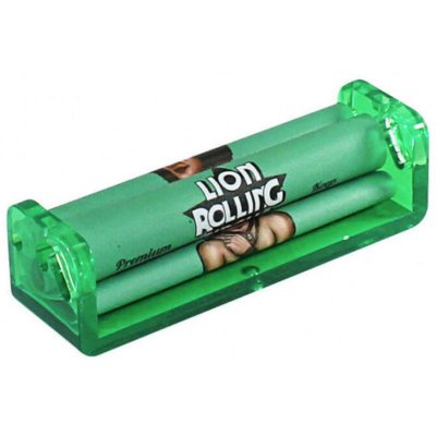 Bolador Manual Verde 1/4 Lion Rolling Circus