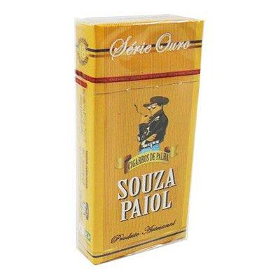 Cigarro de Palha Souza Paiol Ouro