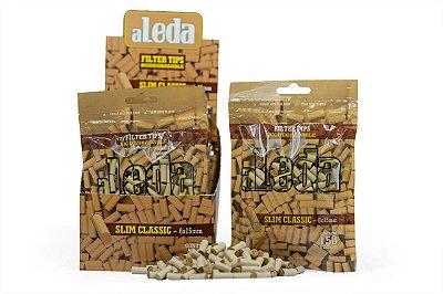 Filtro de algodão Slim Classic Biodegradável aLeda