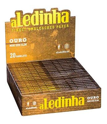 Seda 1/4 Ouro Unbleached aLeda