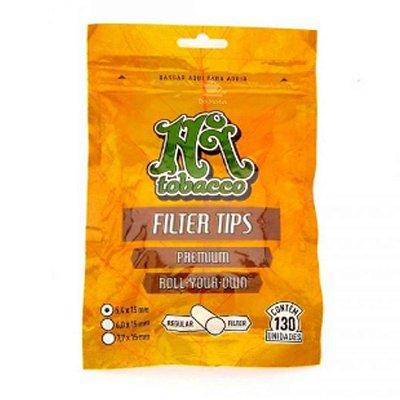 Filtro de Algodão 5,4 x 15 mm Hi Tobacco