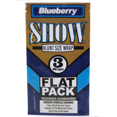 Blunt Flat Blueberry SHOW