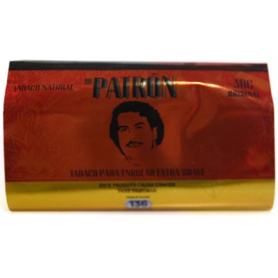 Tabaco Extra Suave Patrón
