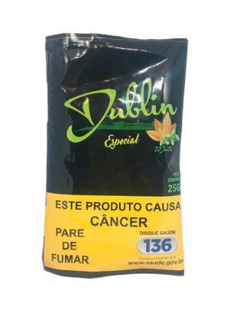 Tabaco Natural de Menta Dublin