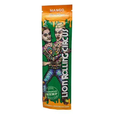Blunt Mango Lion Rolling Circus