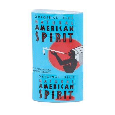 Tabaco Natural Blue American Spirit