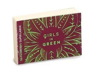 Piteira Longa Biodegradável Rosa Girls in Green Bem Bolado