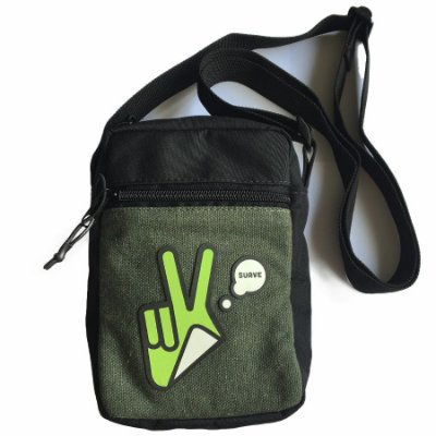 Shoulder Bag Verde Suave