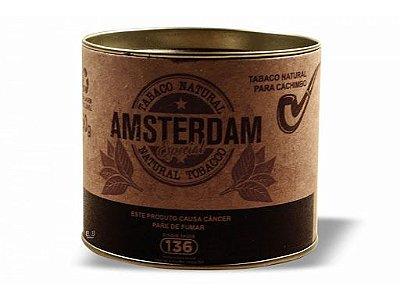 Tabaco Natural Para Cachimbo Amsterdam