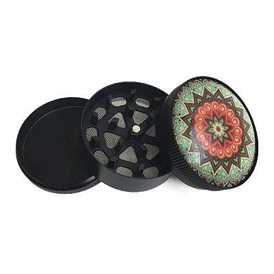 Triturador de Metal Mandala #2