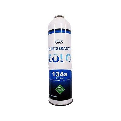 Gás Refrigerante Importado Eolo R134a 800g