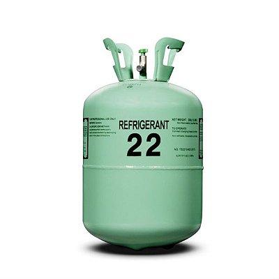 Gás Refrigerante R22 - 13,60 Kg