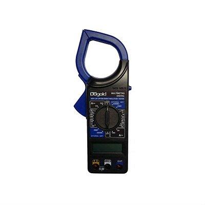 Alicate Amperímetro Digital 266 - Dugold
