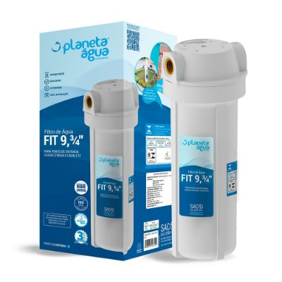 Filtro FIT 9,3/4  - Planeta Água