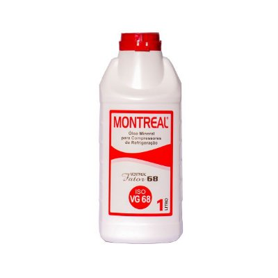 Óleo Fator 68 Montreal - 1 Litro