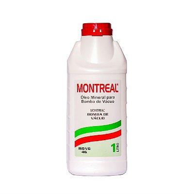 Óleo Bomba de Vácuo ISO VG 46 - Montreal