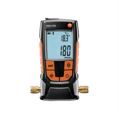 Testo 552 - Vacuometro Digital com Bluetooth