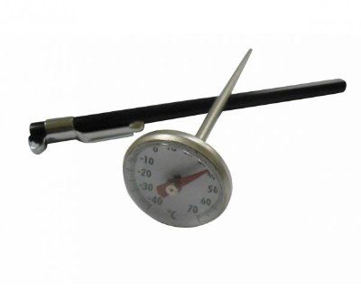 Termômetro Tipo Espeto Analógico -40°C +70°C