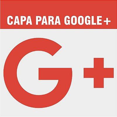 Capa Para Google+