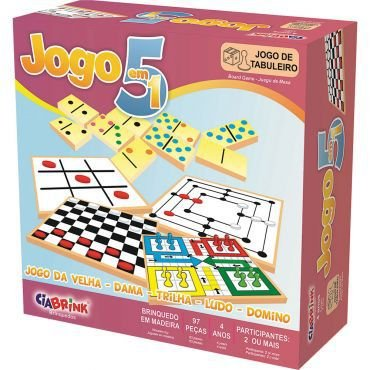 Jogo 5x1
