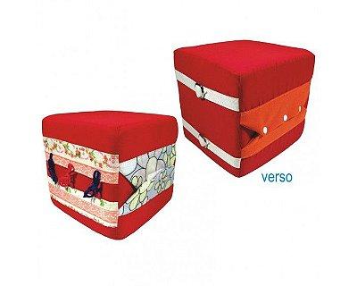 Cubo de Atividades Velcro