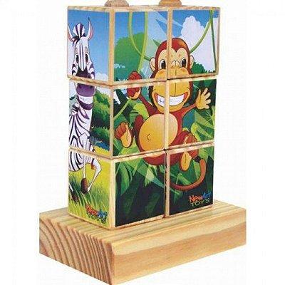 Coleção Monte & Brinque - Bicharada Maluca