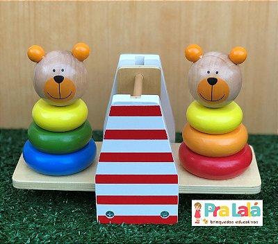 Ursinhos de Equilíbrio