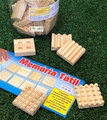 Memória Tátil - Memória Braille