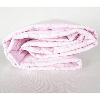Protetor cesto rosa