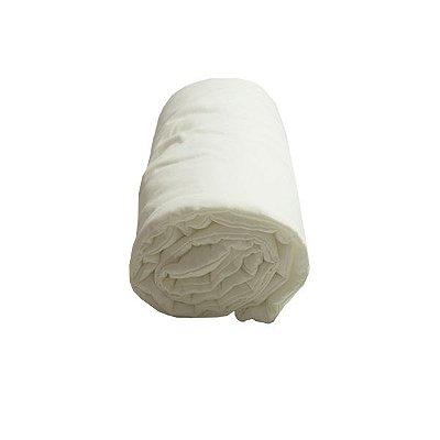 Protetor off white cesto palha com alças