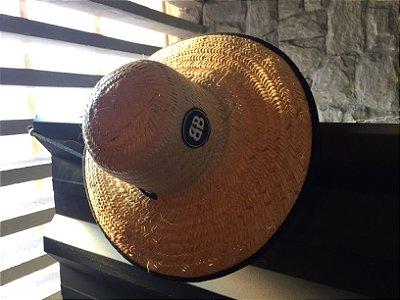 Chapéu de Palha Básico Busted