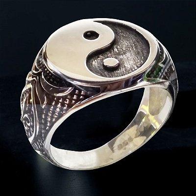 Anel Yin Yang - A49