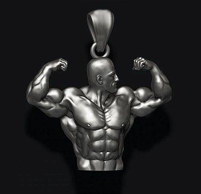 Pingente Bodybuilder - P40