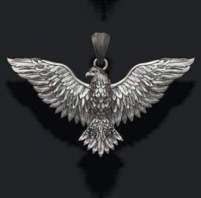 Pingente Águia - P44