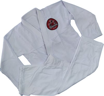 Kimono Branco 777 - Superleve Iniciante