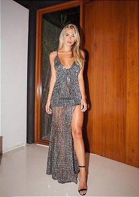 Vestido Lux Longo Blitz