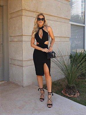 Vestido Slot Black