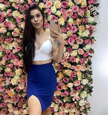 Saia Lorena Azul