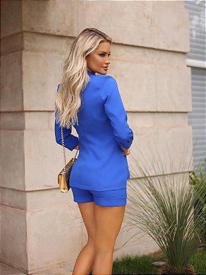 Blazer Radiant Azul